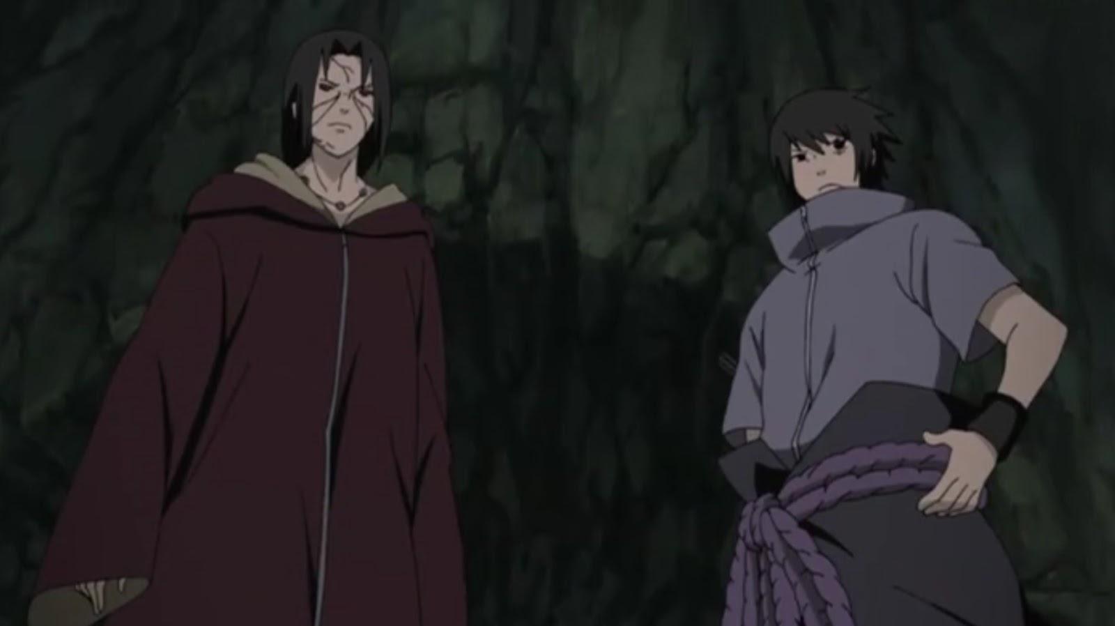 Naruto Shippuden: Episódio 334 – Time de Irmãos