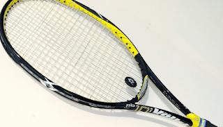 Trik Pilih Raket Squash