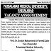 Faisalabad Medical University Faisalabad Jobs