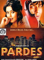Pardes (1997) Full Movie Hindi 720p HDRip ESubs Download