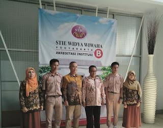 Workshop BK dan Gathering di STIE Widya Wiwaha Yogyakarta, 6 Februari 2018