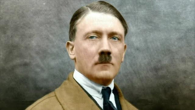 من هو أدولف هتلر ؟
