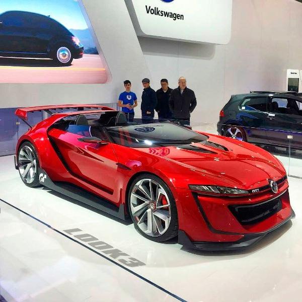 Concept Volkswagen GTI