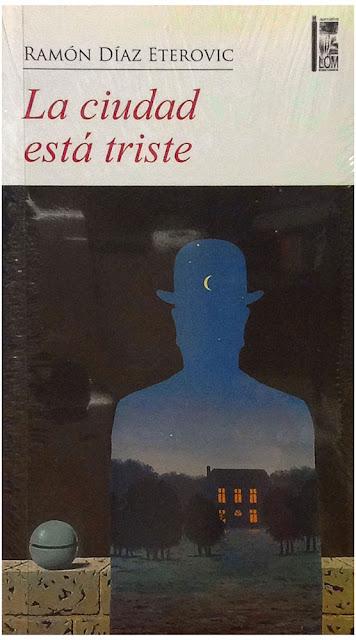 la ciudad esta triste, la ciudad esta triste cover, detective heredia, heredia, cover book