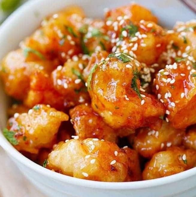 Thai Sweet Chili Chicken #dinner #chicken