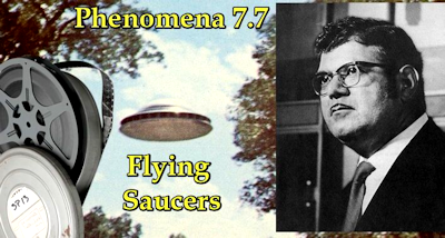 Lost UFO Films: Socorro and Frank Stranges