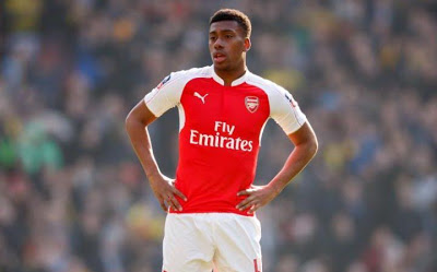 Alex Iwobi set for new £50,000 per week contract at Arsenal, his second pay rise this year