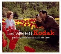 Couverture du catalogue de l'exposition La vie en Kodak