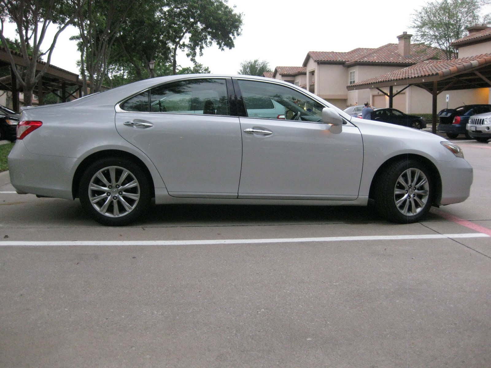 Lexus ES 350 for sale with Ultra Luxury Package