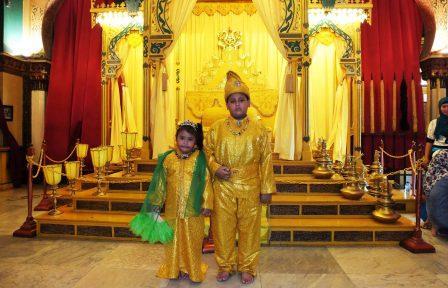 Pakaian Adat Melayu 2