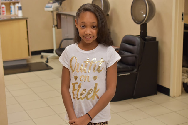 I Love My Daughters' Hair and They Love it Too!  #LoveYourHair #DovePartner