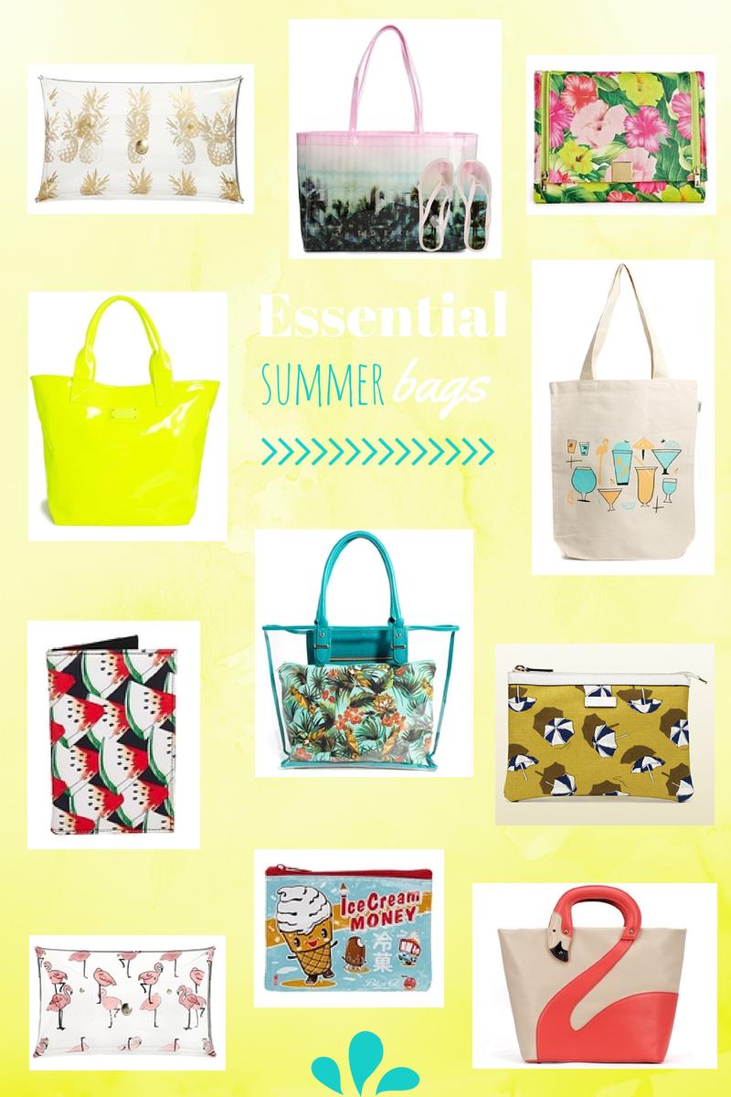 Sommertaschen Juli 2014