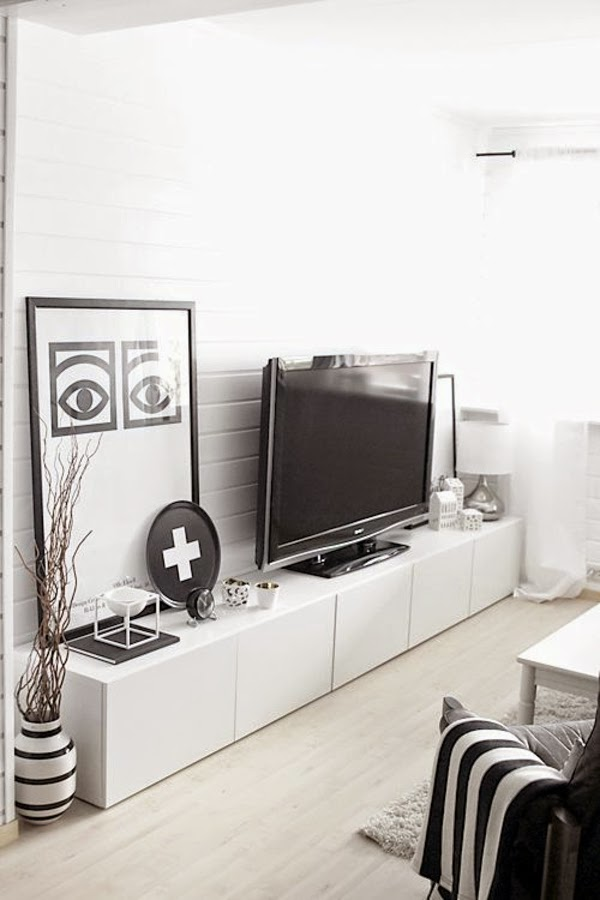 Wall Unit Designs For Small Room: How To Use Modern TV Wall Units In Living Room Wall Decor