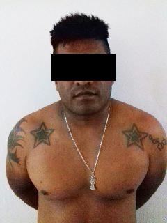 "Vinculado a proceso Rafael ""N"" alias ""El Kalusha"" autor material del homicidio en la ruta 27A"