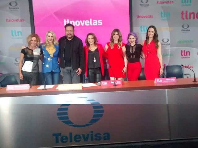 El canal tlnovelas se renueva con cinco producciones propias  Nueva imágen y telenovelas exitosas