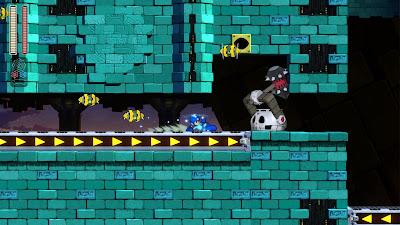 Mega Man 11 Game Screenshot 10