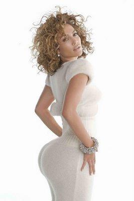 Jennifer Lopez hot back, Jennifer Lopez sexy back in white dress