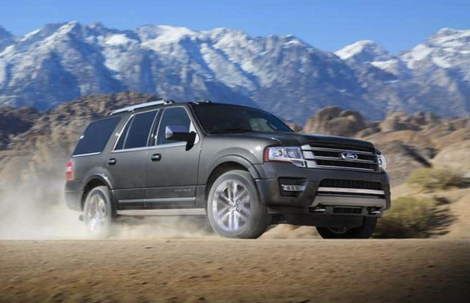 2017 Ford Expedition MSRP