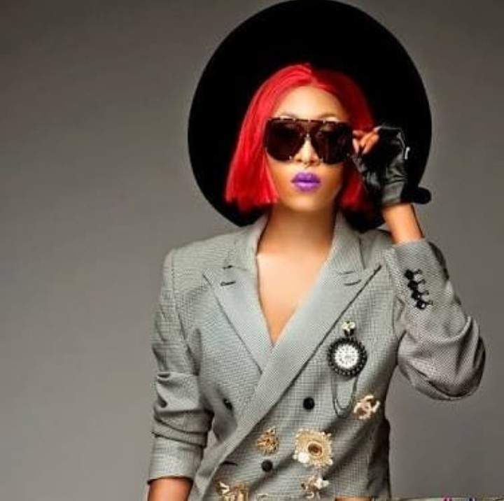 Cynthia Morgan makes powerful come back with new stage name
