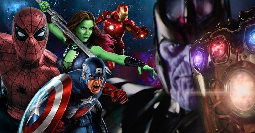 Spiderman y Gamora, confirmados para Avengers: Infinity War