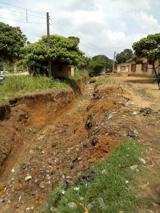 CRSG solicits cooperation of residents of Iso Ekpo to restore Gully erosion