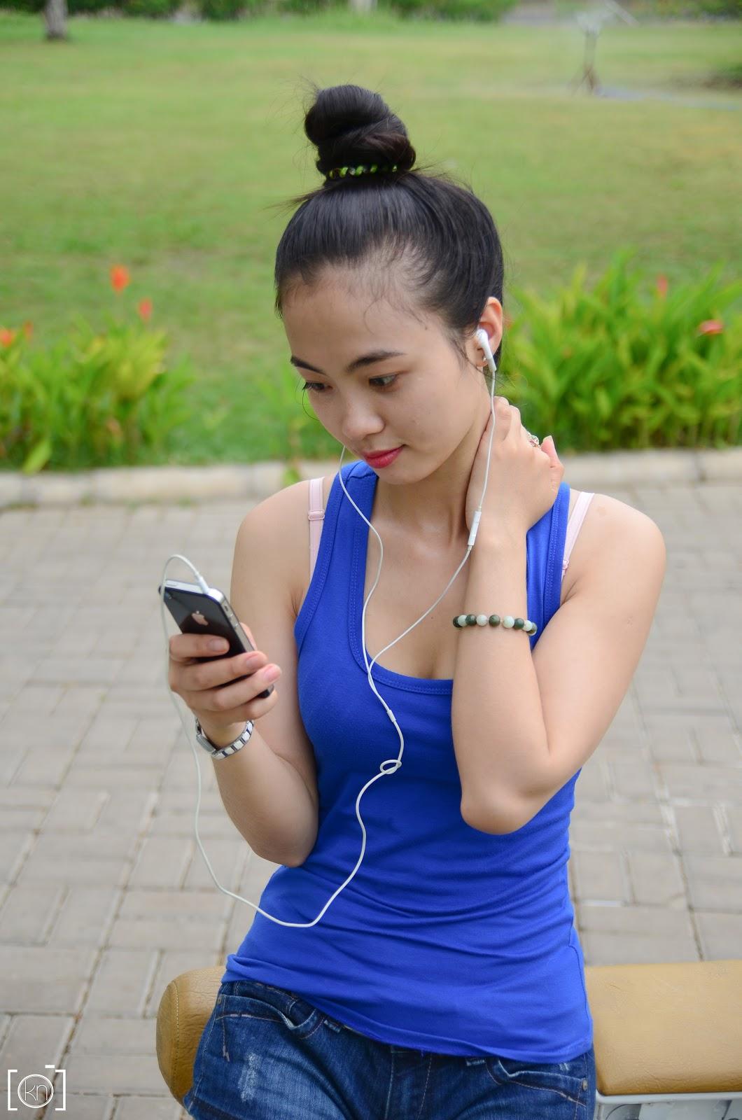 Vietnamese Beauty Girls by Khoa Nam Part 4 (75 pics)