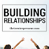 Month III - Building Relationships