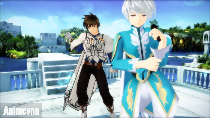 Ảnh trong phim Tales of Zestiria the X 1
