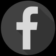 facebook blackout icon