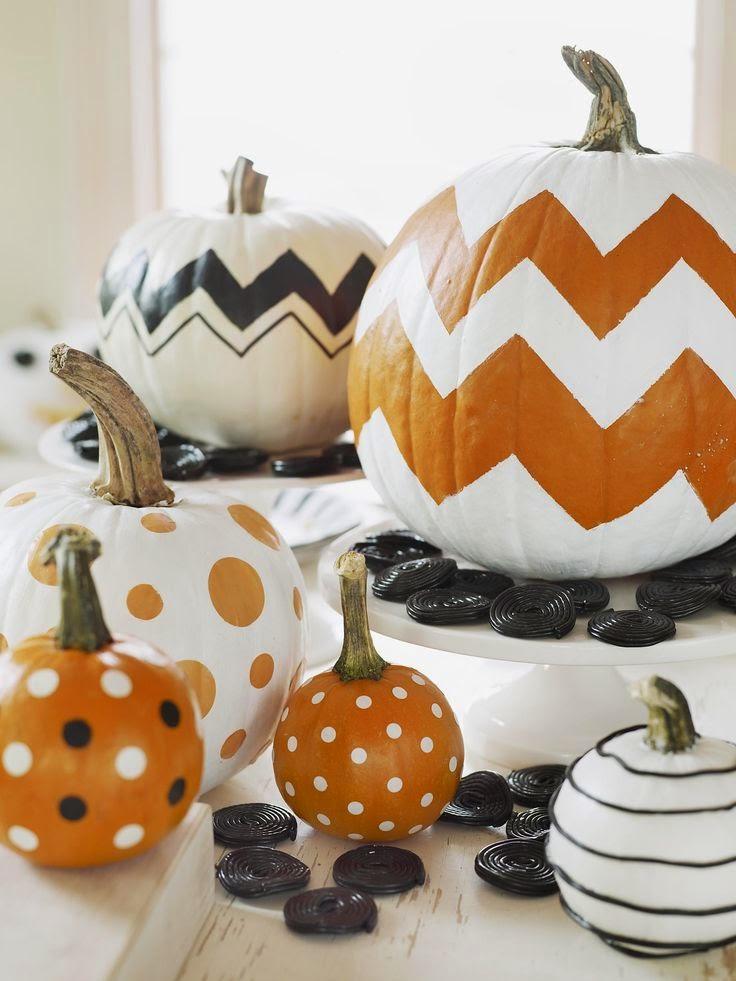ideas para decorar calabazas en halloween 39 la maleta de una au pair 39. Black Bedroom Furniture Sets. Home Design Ideas