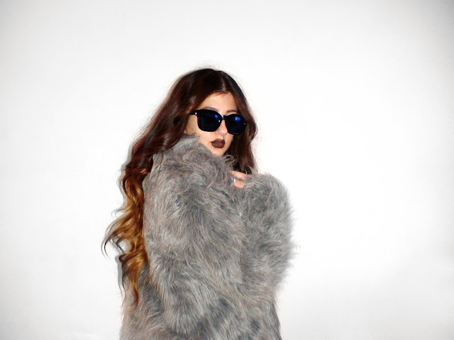 fur outfit ideas tumblr