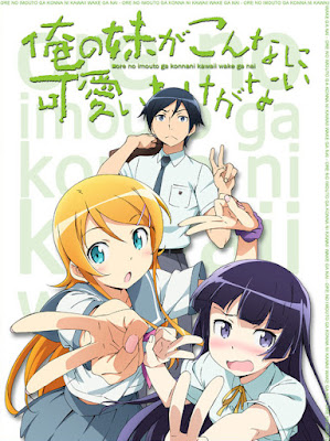 Oreimo Review Anime
