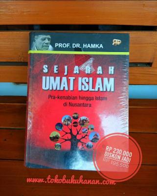 Buku sejarah umat Islam karya Buya Hamka