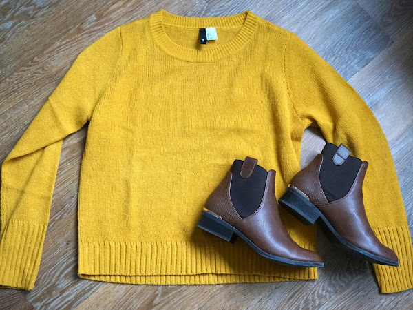 Autumn Haul - New Look, H&M and Superdrug