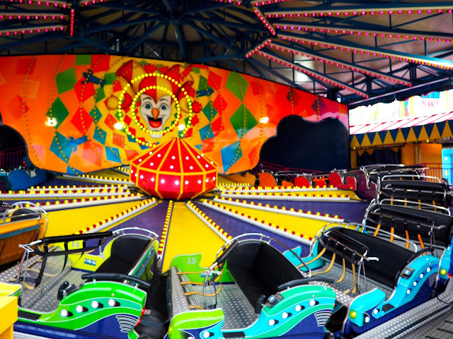 The Rev Booster ride, Thrill Mountain, Ocean Park, Hong Kong