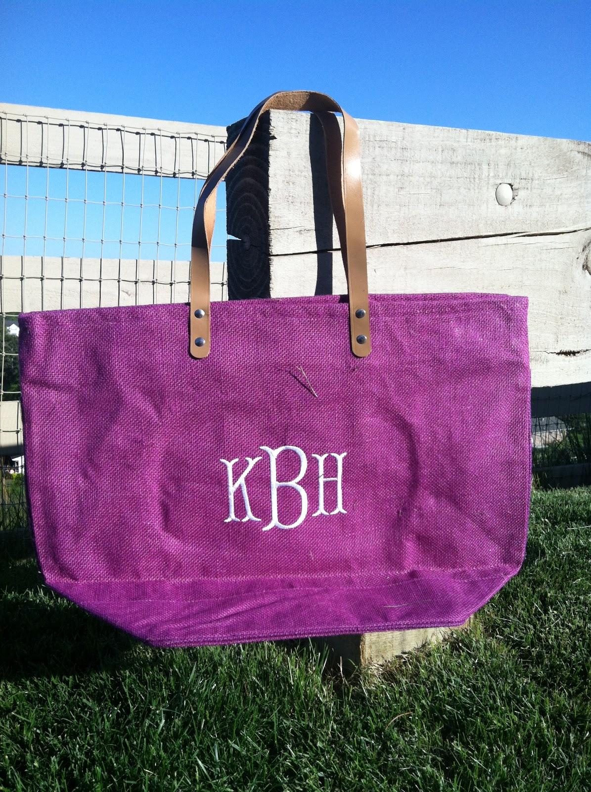 the anniversary home: my favorite ballard bag