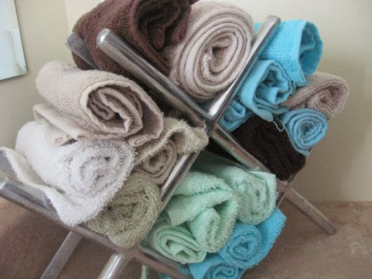 Organizing And Storing Bathroom Towels 3 Ways And 18