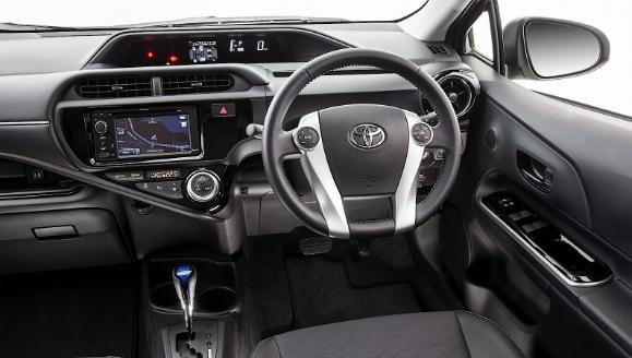 2018 Toyota Aqua Price in Canada