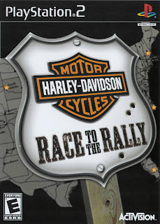 Harley-Davidson Motorcycles: Race to the Rally (PS2) 2006