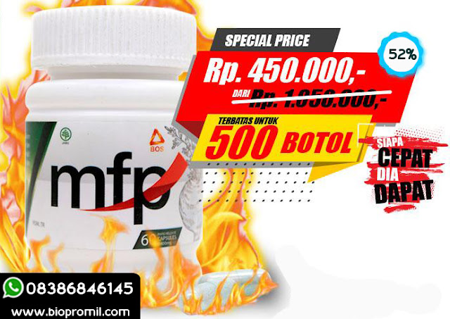 Harga Herbal MFP Maca Fertilizer Power 2019