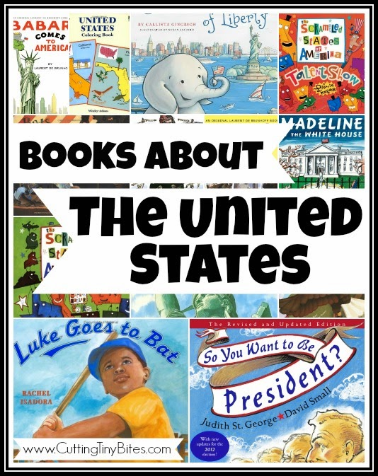 picture books review list about the united states