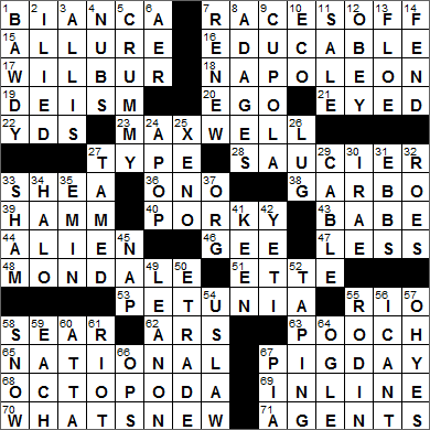 light weight model wood crossword 3