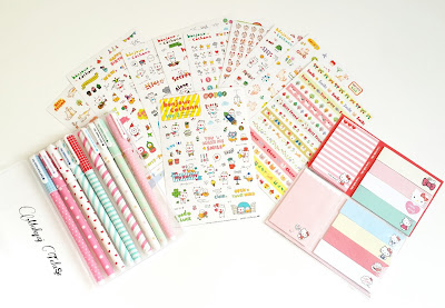aliexpress planner sticker