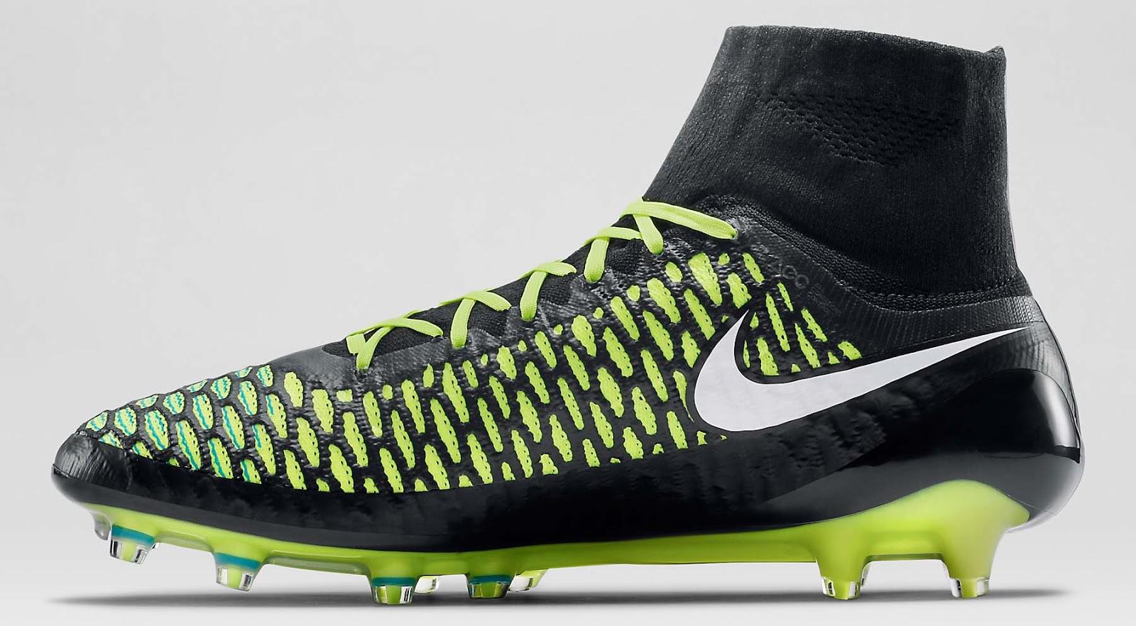 Black Volt Blue Nike Magista Obra 2015 Boots Released
