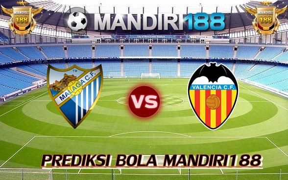 AGEN BOLA - Prediksi Malaga vs Valencia 18 Februari 2018
