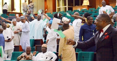 House Of Reps In Rowdy Session Over June 12 Declaration