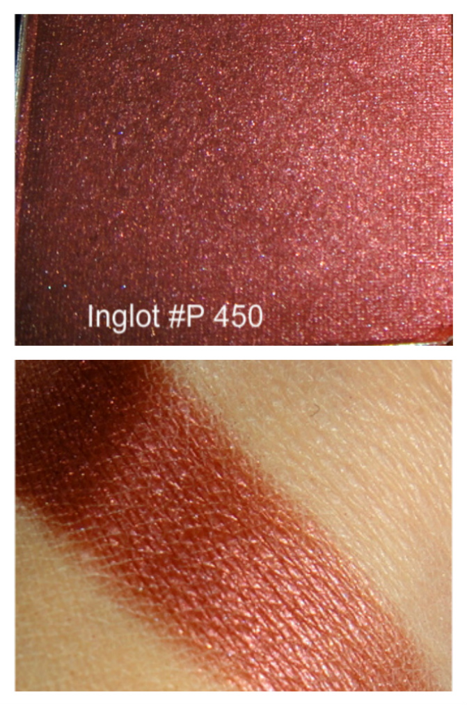Mac Cranberry Eyeshadow Review Swatch And Demo: Indian Beauty Blog