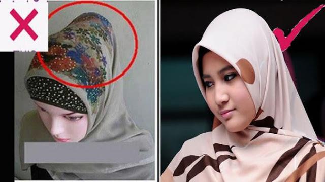 Wanita Muslim Wajib Baca, Hindari Memakai Jilbab Seperti Ini