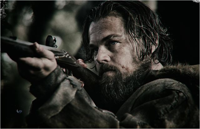 """Leonardo DiCaprio en """"El Renacido"""""""