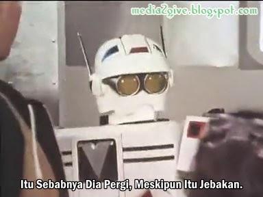 Chikyuu Sentai Fiveman Ep 8 Subtitle Indonesia